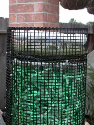 Cheap pond filter media garden pond forums for Cheap pond filter
